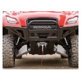 Honda Big Red Accessories(2011). Guards. FRONT BUMPER SHIELD (Honda)