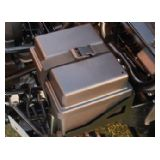 Honda Big Red Accessories(2011). Luggage & Racks. UNDERHOOD STORAGE BOX (Honda)