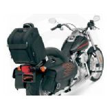 Drag Specialties Fatbook(2011). Luggage & Racks. Backpacks