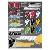 Thor Racewear(2012). Decals & Graphics. Stickers