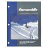 Western Power Sports Snowmobile(2012). Books & Media. Manuals