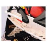 Western Power Sports Snowmobile(2012). Fenders & Fairings. Mud Flaps