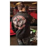Western Power Sports Snowmobile(2012). Jackets. Casual Textile Jackets